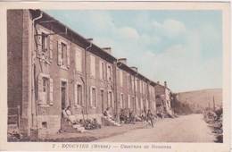 55 - MEUSE - ECOUVIEZ - CASERNES DE DOUANES - Francia