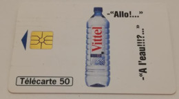Télécarte - VITTEL - Alimentazioni
