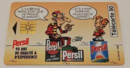 Télécarte - PERSIL - Advertising
