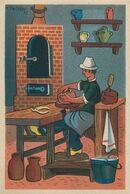 POTIER - 1943 - AU PROFIT De L' ENTRAIDE FRANCAISE - ILLUSTRATEUR Rémy HETREAU - édit GRAND LUXE LIMITEE - Artisanat