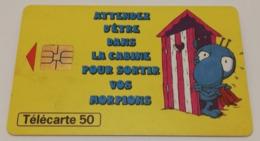 Télécarte - LA FRANCAISE DES JEUX - MORPION - Jeux