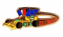 Pin's Formule 1 Le Castellet  Zamac  Arthus Bertrand - Arthus Bertrand