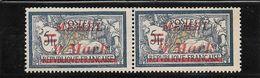 MEMEL N°64X2 ** TB SANS DEFAUTS - Memel (1920-1924)
