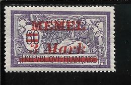 MEMEL N°36 * TB SANS DEFAUTS - Memel (1920-1924)
