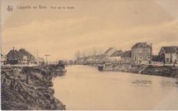 Cappelle-au-Bois - Kapelle-op-den-Bos - 1910-1920 - Pont Sur Le Canal - Kapelle-op-den-Bos