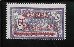 MEMEL N°58 * TB SANS DEFAUTS - Memel (1920-1924)