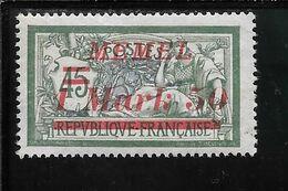 MEMEL N°59 * TB SANS DEFAUTS - Memel (1920-1924)