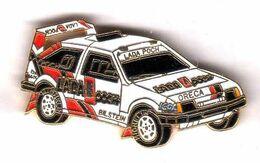 Pin's Rallie Dakar Lada POch EAF - Pin