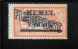 MEMEL PA  N°7 NSG TB SANS DEFAUTS - Memel (1920-1924)