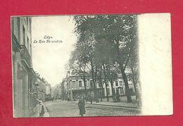 C.P. Liège =  Rue FERONSTREE - Liege