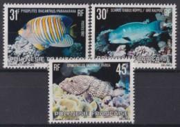 F-EX18631 FRANCE POLYNESIE POLINESIA MNH PARAHARAHA FAROA UHU RAEPUU FISH PECES - Peces