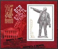 1987  Mi.Bl.194 (**) - 1923-1991 USSR