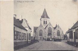 SLIJPE SUR MER - Village De Slijpe S/ Mer - 1920 - Middelkerke