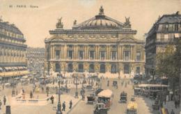 R421810 85. Paris. Opera. Imprimeurs DArt. Marseille. Fabrication Francaise. Collection Banania. Exquis Dejeuner Sucre - Postcards