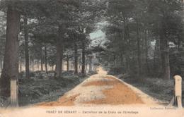 R421950 Foret De Senart. Carrefour De La Croix De LErmitage. Collection Ponnelle - Ansichtskarten
