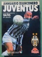 Annuario Bianconero 1994/95 - 39^ Edizione -ottime Condizioni - Livres