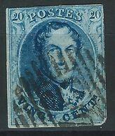 PP-/-426.- N° 11,  Obl. , SANS FILIGRANE  -  Cote 10.00 €  - IMAGE DU VERSO SUR DEMANDE - 1858-1862 Medallions (9/12)