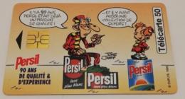 """Télécarte - Lessive """"PERSIL"""" - Advertising"""