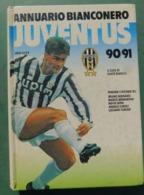 Annuario Bianconero 1990/91 - 35^ Edizione - Juventus , Ottime Condizioni - Livres