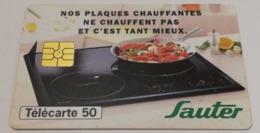 Télécarte - SAUTER - Advertising