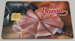 Télécarte - Jambon LE BARON - Alimentazioni