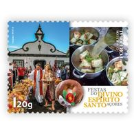 Portugal ** & Festivities And Pilgrimages, Divino Espírito Santo Festivities, Azores 2020 (86453) - Churches & Cathedrals