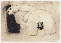 Cpm 1741/2014 ERGON - Beau Point De Vue - Nu Féminin - Érotique - Érotisme - Artiste Peintre - Illustrateur - Ergon
