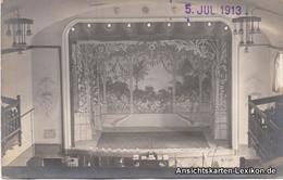 Postkaart Seraing Gasthaus - Saal Mit Bühne 1913  - Non Classés