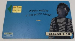 "Télécarte - Laboratoire ""SANOFI"" - Advertising"