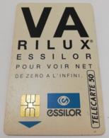 Télécarte - ESSILOR Varilux - Advertising