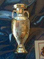 Pin's FOOTBALL - EURO 2008 - COUPE - NEUF SOUS BLISTER - Fútbol