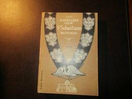 Koninklijke Gilde Sint-Sebastiaan Wetteren  1681-1962  -  Boogschutterij - Wetteren