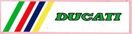 Sticker - DUCATI - Autocollants