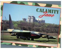 (H 22) USA Aircraft - Calamity Jane - Equipment
