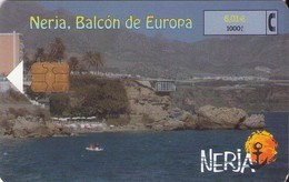 TARJETA TELEFONICA DE ESPAÑA USADA. 10.01 (260). - Spagna