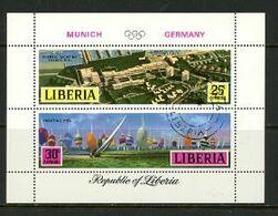 "Liberia 1971 ""Souvenir Sheet"" - Liberia"