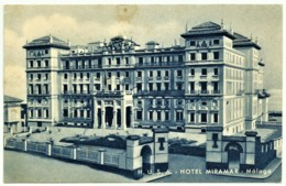 MÁLAGA - Hotel MIRAMAR - Andalucia España Spain - Hotels & Gaststätten
