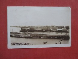 RPPC The Waterfront    Souris  Prince Edward Island    >ref 4280 - Other