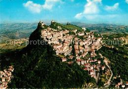 73298161 San_Marino_Repubblica Fliegeraufnahme San_Marino_Repubblica - San Marino