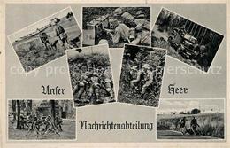 73364172 Militaria_Wehrmacht Nachrichtenabteilung Militaria Wehrmacht - Guerre 1939-45