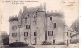85 - Vendee - LE BOUPERE -  Chateau Du Fief Milon - Francia