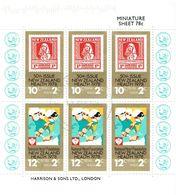 New Zealand 1978 Health M/S USED - Blocks & Sheetlets