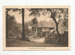 Cp, CAMBODGE , Habitation Indigéne , Radiogravure A. Breger ,cliché Service Photographique Indochine , Vierge - Kambodscha