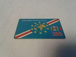 Cape Verde - Nice Phonecard - Kapverden