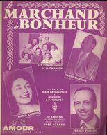 """""""Le Marchand De Bonheur"""" - Les Compagnons De La Chanson, Dario Moreno, Maria Candido, Franck Pourcel.... - Musica & Strumenti"""