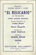 """""""El Relicario"""" (Le Reliquaire) -Raquel Meller Et Valiès. Célèbre Chanson Espagnole - Musica & Strumenti"""