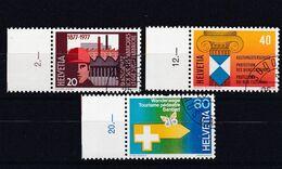 Schweiz, Nr. 1109/11, Gest. (T 17799) - Usati