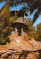 Libya -   Postcard Unused  -  Benghazii - Zoological Gardens - Libyen