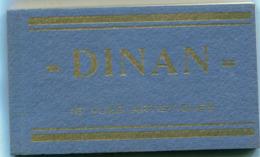 35 - Dinan : Carnet De 15 Vues - Autres Communes