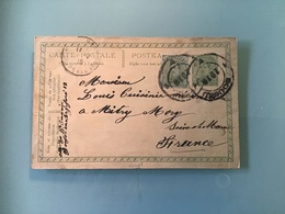 Entier Postal 1919 - Stamped Stationery